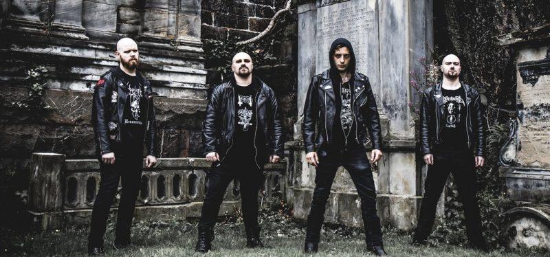 Interview with UK death metal band Cruciamentum - Bruder Des