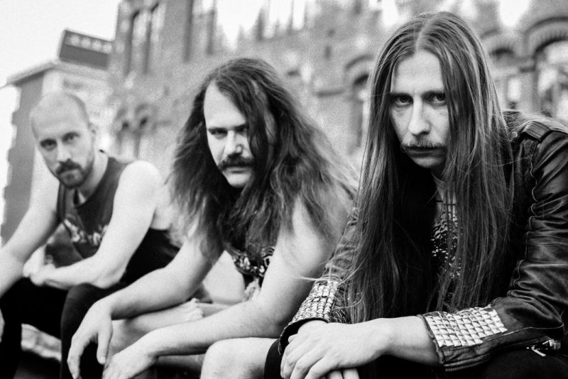 Interview with Tampere Death Metal Lords, Ghastly - Bruder